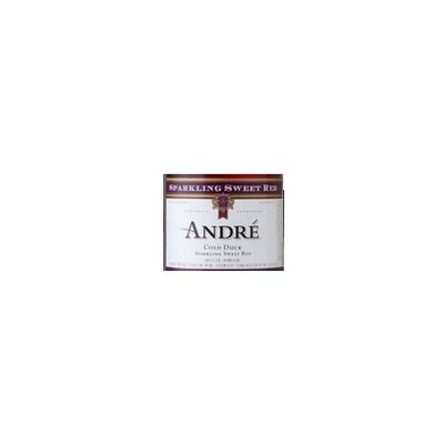 Andre Sparkling Sweet Red 750ML