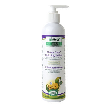 Aleva Naturals Sleep Easy Calming Lotion, 8 oz
