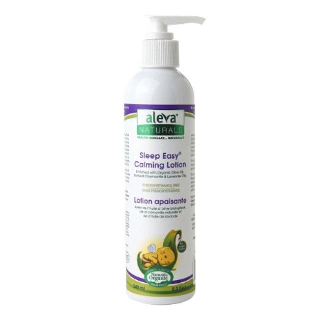 Aleva Naturals Sleep Easy Calming Lotion, 8 oz