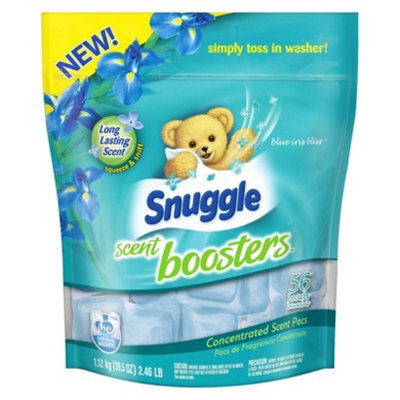Snuggle Scent Boosters Blue Iris Bliss Laundry Scent Pacs 56 ct