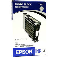 Epson EPSON INK, BLACK ULTRACHROME FOR THE T543100