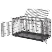 Midwest Expandable Hoppity Habitat Rabbit Cage
