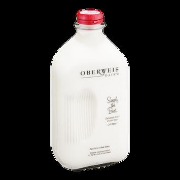 Oberweis Dairy Reduced Fat 2% Milk