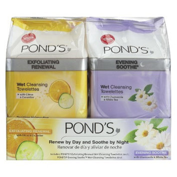 POND's Wet Cleansing Towelettes Set