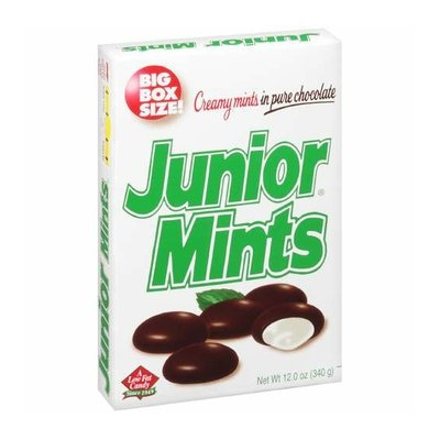 JUNIOR MINTS 12 OZ