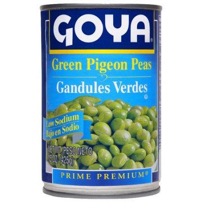 Goya Foods Goya Green Pigeon Peas Low Sodium 15 Oz