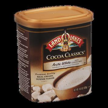 Land O'Lakes Cocoa Classics Hot Cocoa Mix Arctic White