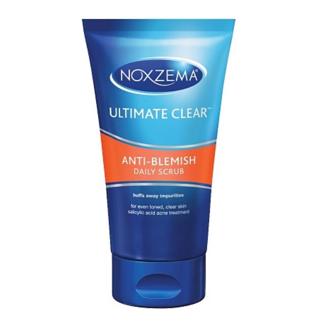 Noxzema Clean Blemish Control Daily Scrub