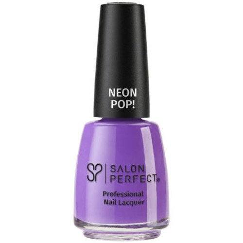 Salon Perfect Neon Pop Professional Nail Lacquer Reviews