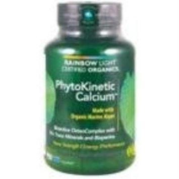 Rainbow Light Phytokinetic Calcium, 90 Vegetarian Capsules