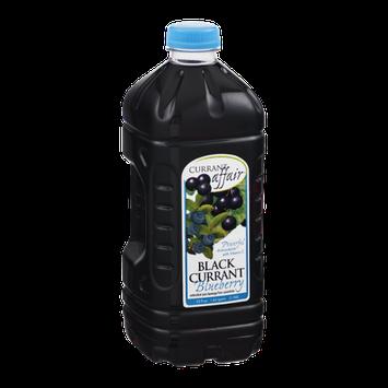 Currant Affair Black Currant Blueberry Juice