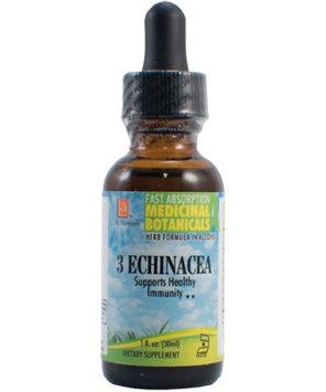 3 Echinacea Complex, 1 oz, L.A. Naturals