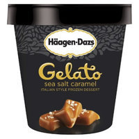 Haagen-Dazs Sea Salt Caramel Gelato