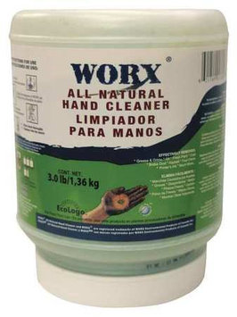 WORX ALL-NATURAL HAND CLEANER 11-1300 All Natural Powdered Hand Soap,B