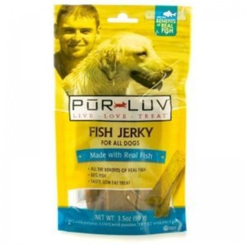 Sergeant's Fish Jerky Dog Treat