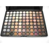 88 Color Warm Neutral Palette Eyeshadow Makeup Colors By: Bathhouse Naturals