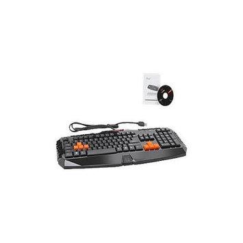 ASI Rosewill RIKB-11003 - Keyboard - USB - black