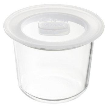 Bormioli Rocco Frigoverre Microwave 32 oz. Round Glass Food Storage