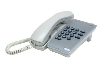 NEC America NEC-780021 Dtr-1-1 Single Line Phone White