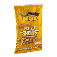 Unique Flavor Shocked Pretzel