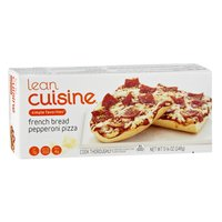 Lean Cuisine Simple Favorites French Bread Pepperoni Pizza