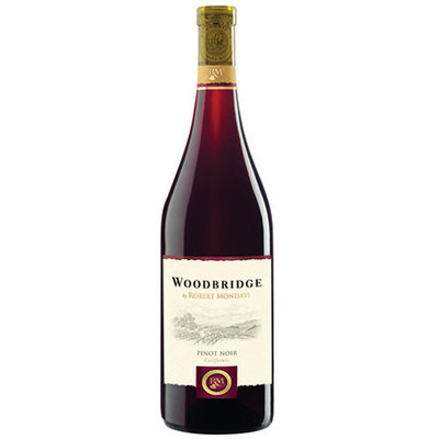 Woodbridge by Robert Mondavi Pinot Noir Wine, 750 ml
