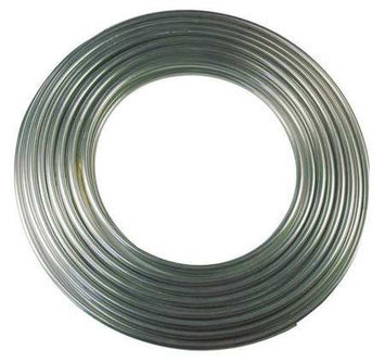 Value Brand 11195 Tubing, Aluminum, 3/8 In.