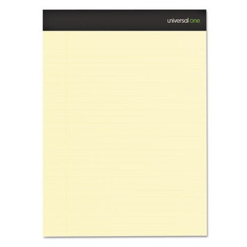 Universal Products Universal Office Products Ruled Glue-Top Writing Pads Universal