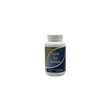 Genesis Nutrition Super Fat Burners Fat Loss Supplement -- 100 Tablets