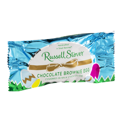 Russell Stover Chocolate Brownie Egg