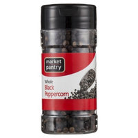 Market Pantry Whole Black Peppercorn - 2.37 oz.