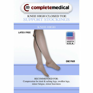 Complete Medical Firm Surgical Weight Below the Knee Stockings