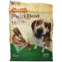 Nylabone Nutri Dent Complete Filet Mignon Flavored Dog Treat Bone