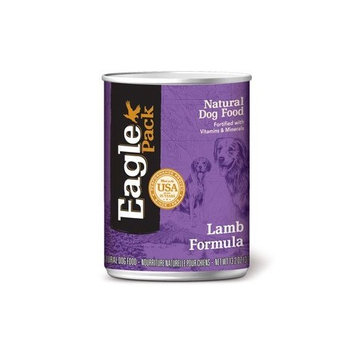 Eagle Pack Natural Lamb Canned Dog Food