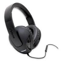 Syba SYBA Multimedia Oblance Cobra Black Stereo Headphone w/In-line Microphone