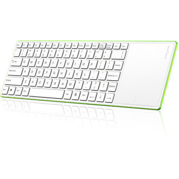 Rapoo Bluetooth Touch Keyboard E6700, Green
