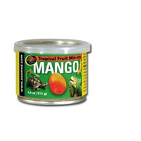 Zoo Med Laboratories SZMZM150 Can O Fruit Mango, 3.4-Ounce