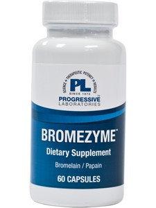 Progressive Labs Bromezyme 60c