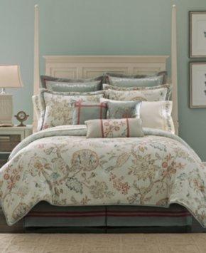 Croscill Retreat Queen Comforter Set Bedding