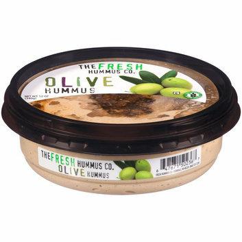 The Fresh Hummus Co. Olive Hummus