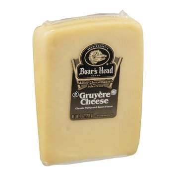 Boar's Head Gruyere Cheese