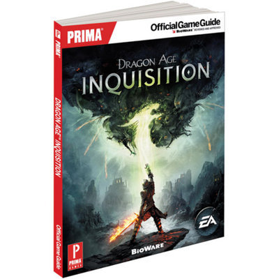 Dragon Age Inquisition Guide Book