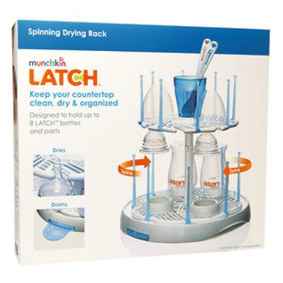 Munchkin LATCH Spinning Drying Rack