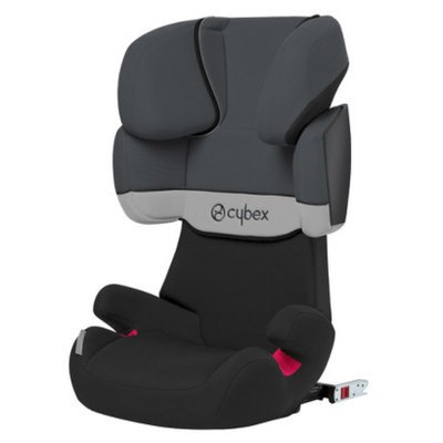 Cybex CYBEX Solution X-Fix Highback Booster Seat - Gray Rabbit
