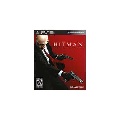 Square Enix Hitman: Absolution (Playstation 3)