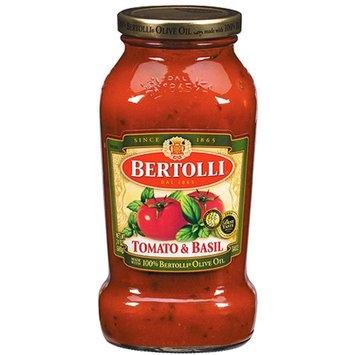 Bertolli Tomato & Basil Pasta Sauce 24 oz