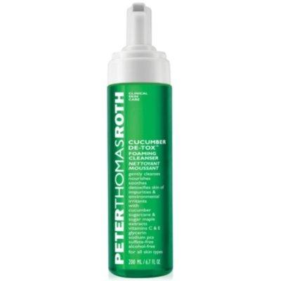Peter Thomas Roth Cucumber De-Tox Foaming Cleanser, 6 fl oz