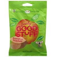 Goody Good Stuff Summer Peaches Fruit Gum