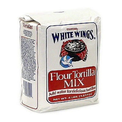 White Wings La Paloma Flour Tortilla Mix