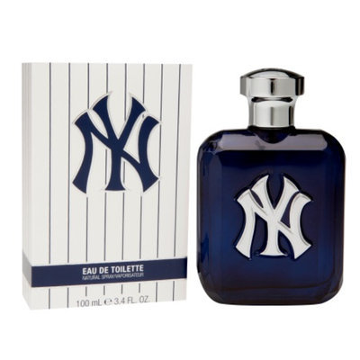 New York Yankees Eau de Toilette Natural Spray, 3.4 fl oz